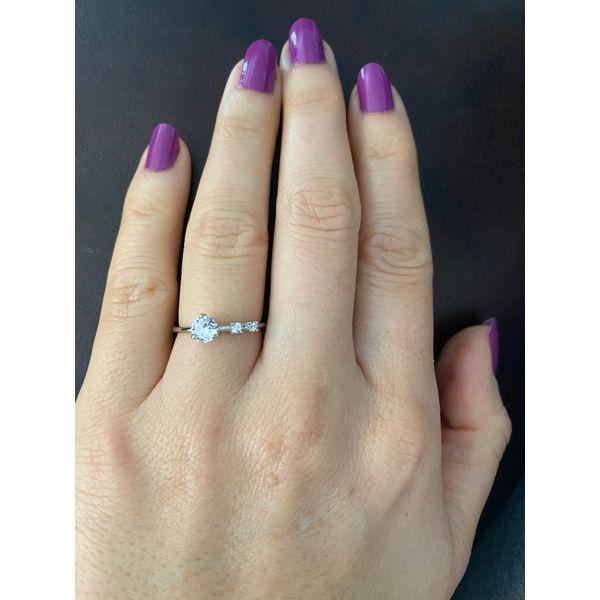 Sterling Silver Ring Set Image 3 Confer's Jewelers Bellefonte, PA