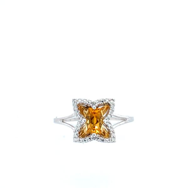 Sterling Silver Citrine Ring Confer's Jewelers Bellefonte, PA