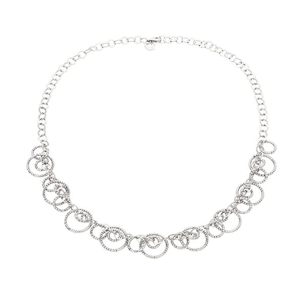 Italian Sterling Silver Necklace Confer's Jewelers Bellefonte, PA