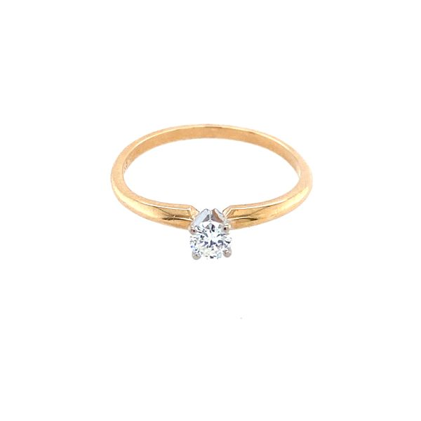 Solitaire Engagement Ring Image 2 Confer's Jewelers Bellefonte, PA