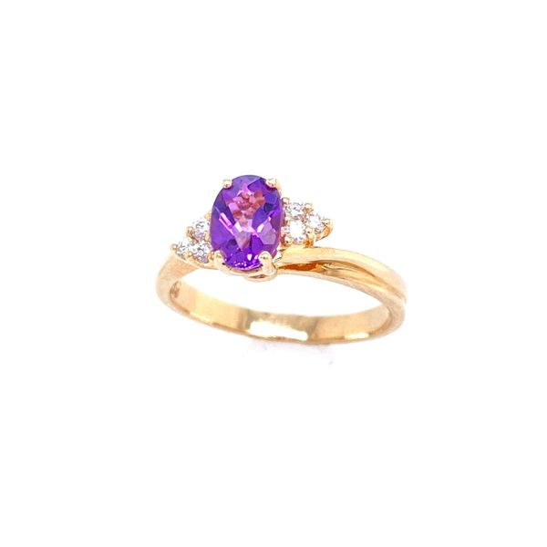 Amethyst Estate Ring Confer's Jewelers Bellefonte, PA