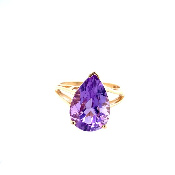 Amethyst Fashion Ring Confer's Jewelers Bellefonte, PA