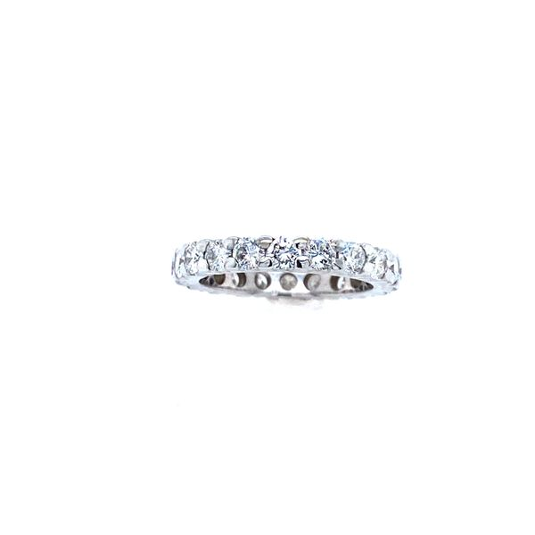 Diamond Eternity Band Confer's Jewelers Bellefonte, PA