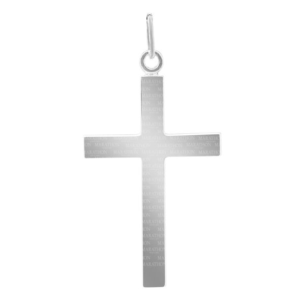 Sterling Silver Cross Image 2 Confer's Jewelers Bellefonte, PA