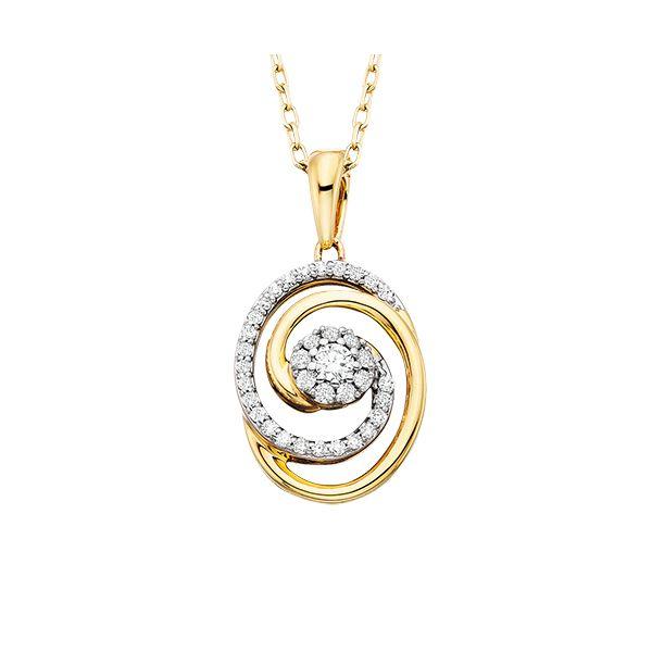 Embraceable You Pendant Confer's Jewelers Bellefonte, PA