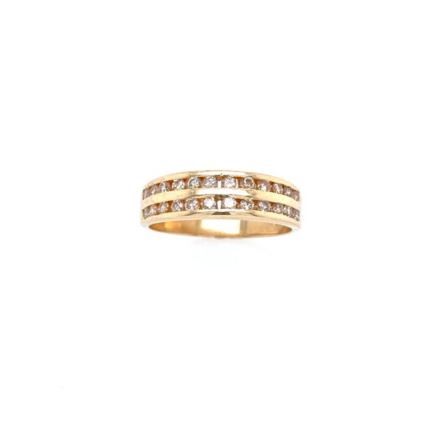 Double Channel Band Confer's Jewelers Bellefonte, PA