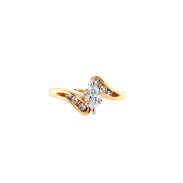 Marquise Engagement Ring Confer's Jewelers Bellefonte, PA
