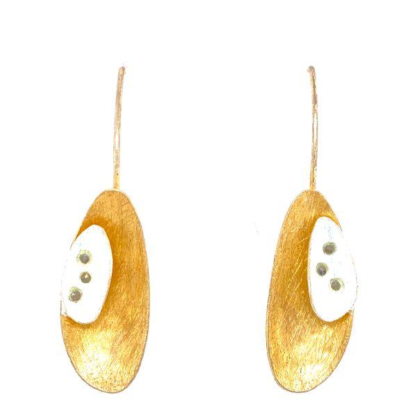 Sterling Silver Dangle Earrings Confer's Jewelers Bellefonte, PA