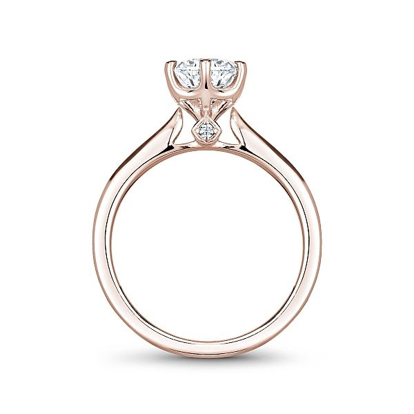 Round Diamond Solitaire Engagement Ring Image 2 Cottage Hill Diamonds Elmhurst, IL