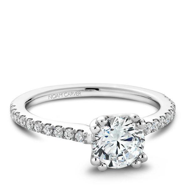 Round Classic Diamond Engagement Ring Cottage Hill Diamonds Elmhurst, IL