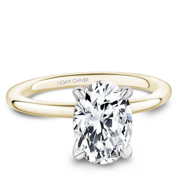 Oval Diamond Solitaire Engagement Ring Cottage Hill Diamonds Elmhurst, IL
