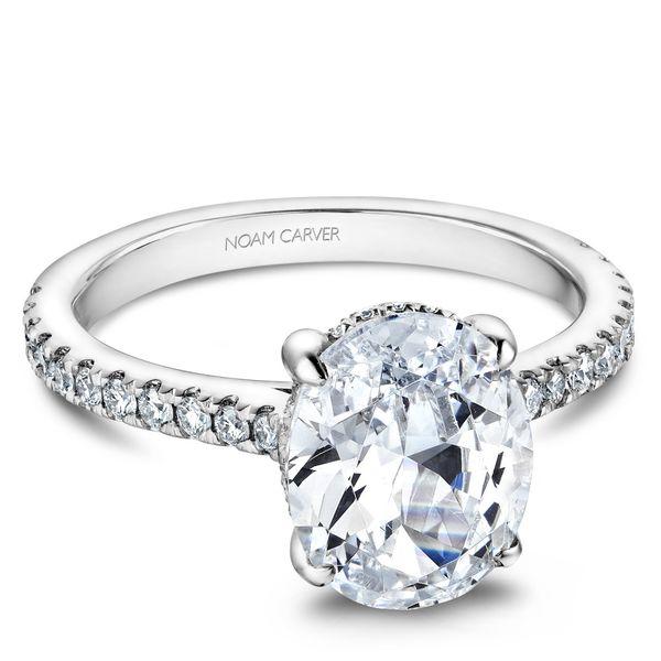 Oval Diamond Engagement Ring Cottage Hill Diamonds Elmhurst, IL