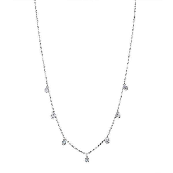 DIAMONDS BY THE YARD NECKLACE - .15 CARATS Cottage Hill Diamonds Elmhurst, IL