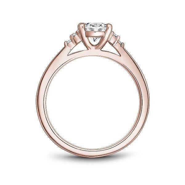 Oval Diamond Engagement Ring Image 2 Cottage Hill Diamonds Elmhurst, IL