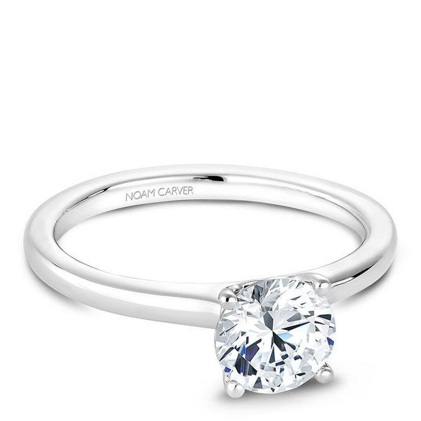 Round Diamond Solitaire Engagement Ring Cottage Hill Diamonds Elmhurst, IL