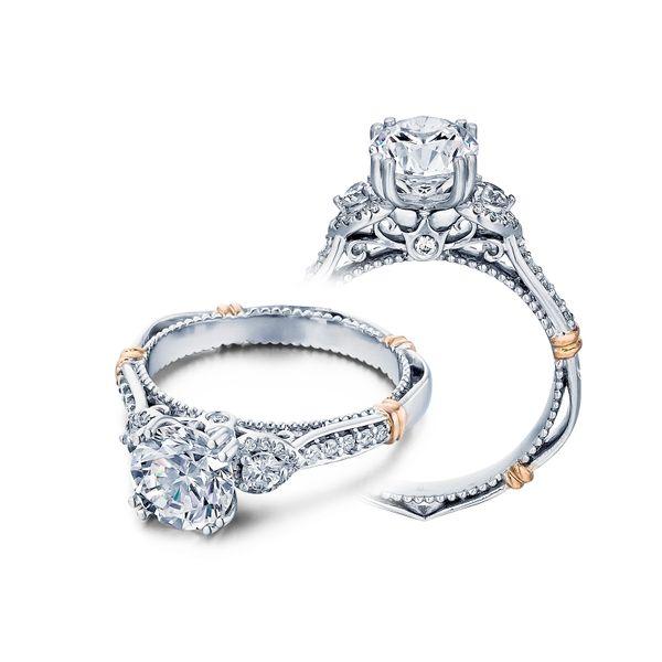 Parisian Collection Vintage Engagement Ring Cottage Hill Diamonds Elmhurst, IL