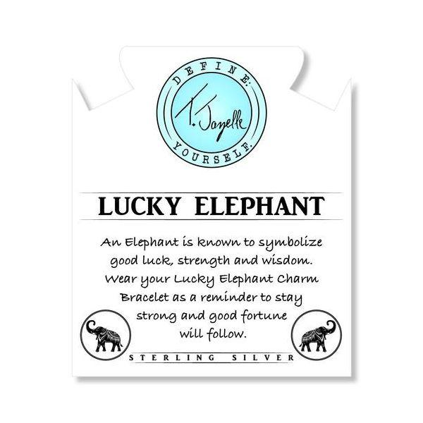 Lucky Elephant Info Card