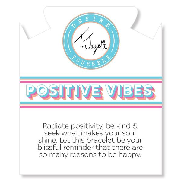 Positive Vibes Info Card
