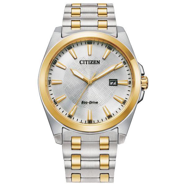 Men's Citizen Two Tone Corso Watch Coughlin Jewelers St. Clair, MI