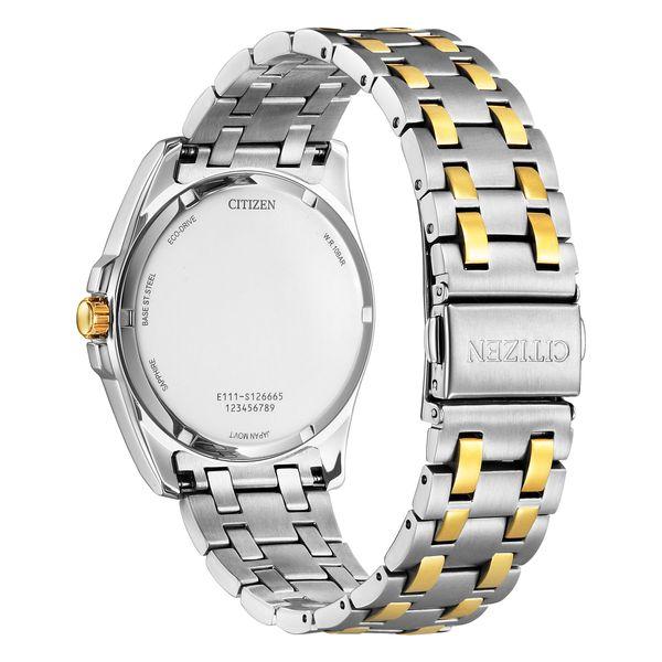 Men's Citizen Two Tone Corso Watch Image 3 Coughlin Jewelers St. Clair, MI