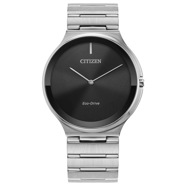 Stiletto Men's or Ladies Citizen Watch with Black Dial Coughlin Jewelers St. Clair, MI