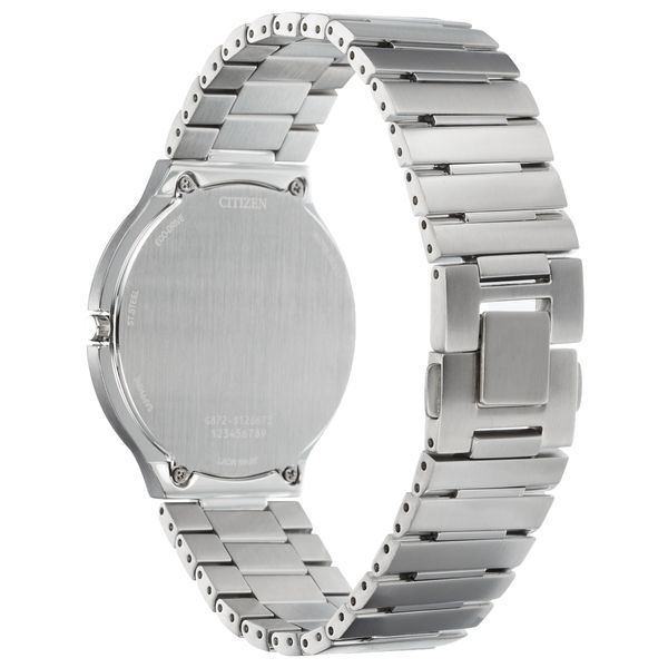 Stiletto Men's or Ladies Citizen Watch with Black Dial Image 3 Coughlin Jewelers St. Clair, MI