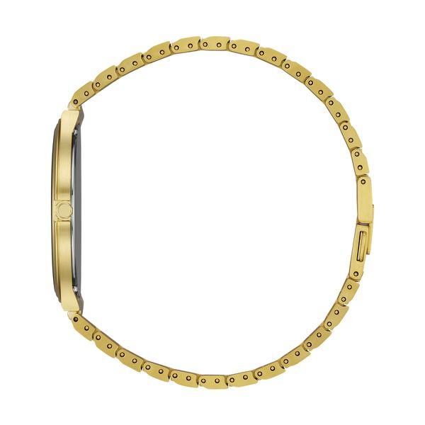 Stiletto Men's / Ladies Citizen Watch Goldtone with Black Dial Image 2 Coughlin Jewelers St. Clair, MI
