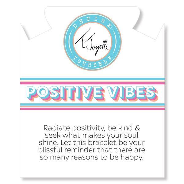 Positive Vibes Info Card