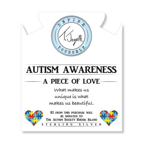 Autism Awareness Info Card