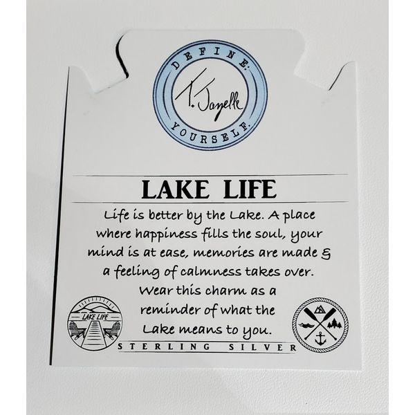 Light Silver Hematite - Lake Life