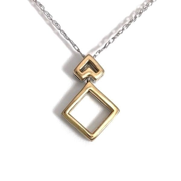 4-Way Reversible Pendant Image 4 Coughlin Jewelers St. Clair, MI