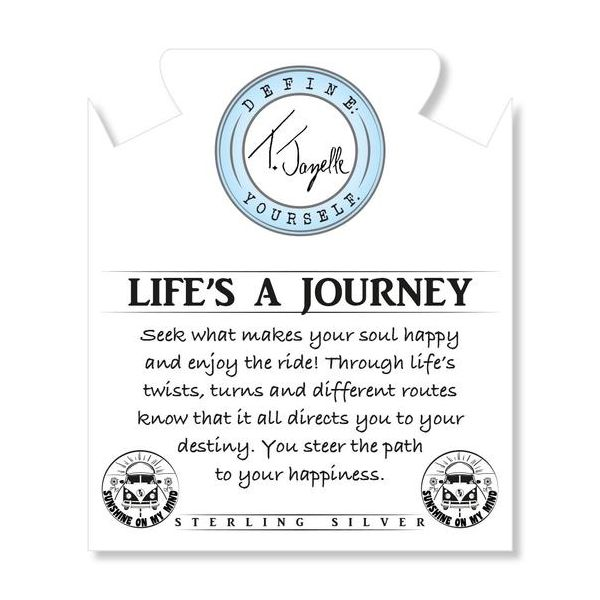 Life's A Journey Info Card
