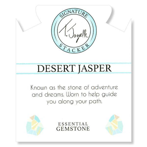 Desert Jasper Info Card