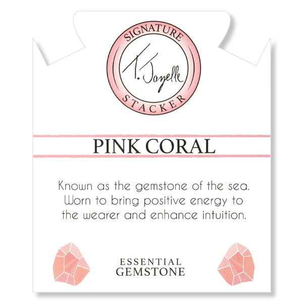 Pink Coral Info Card