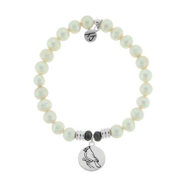 White Pearl Cardinal