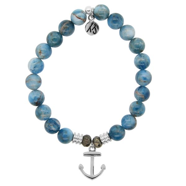 Arctic Apatite with Anchor
