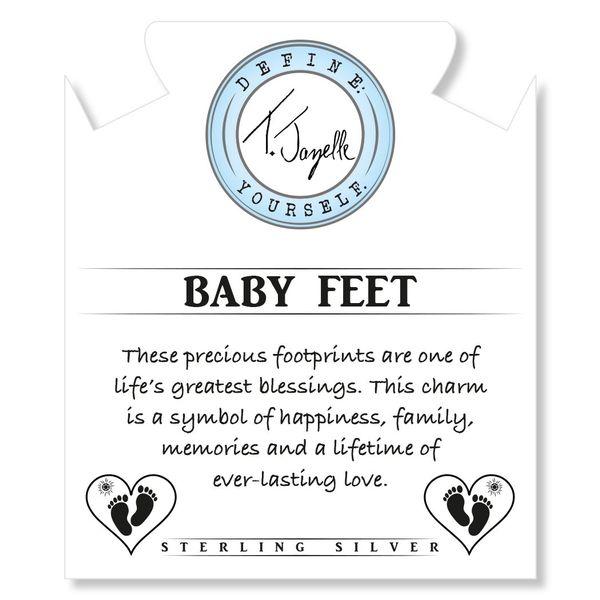 Baby Feet Info Card