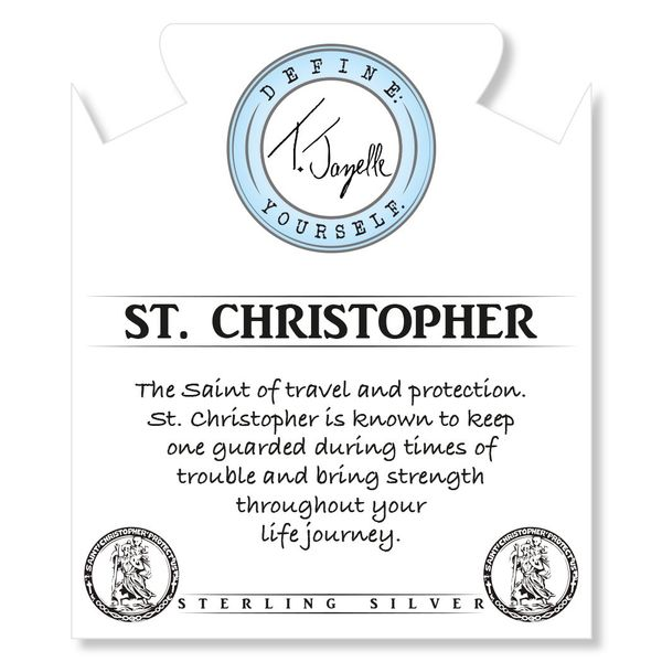 St. Christopher Info Card