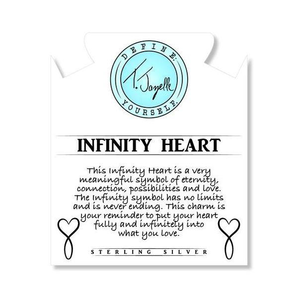Infinity Heart Info Card