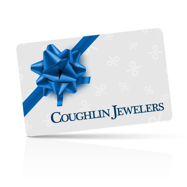 Gift Card - $50 Coughlin Jewelers St. Clair, MI