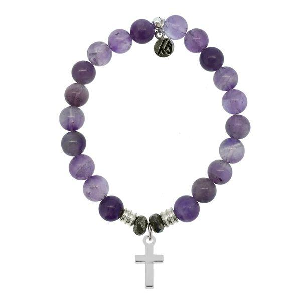 Amethyst Cross