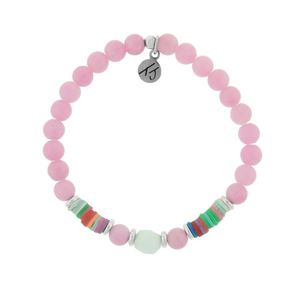 Pink Jade Positive Vibes