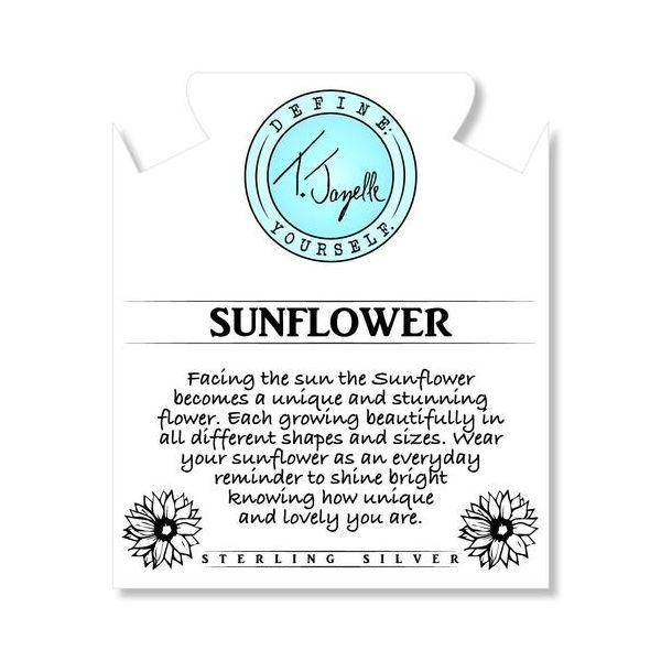 Sunflower Info Card