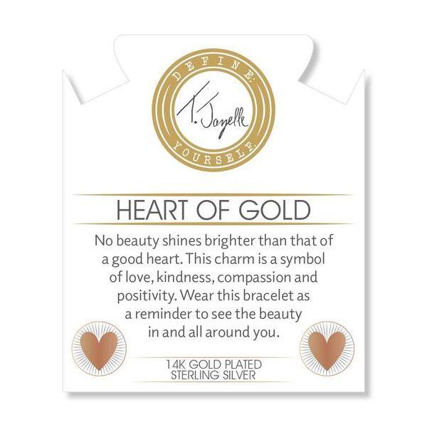 Heart of Gold Info Card