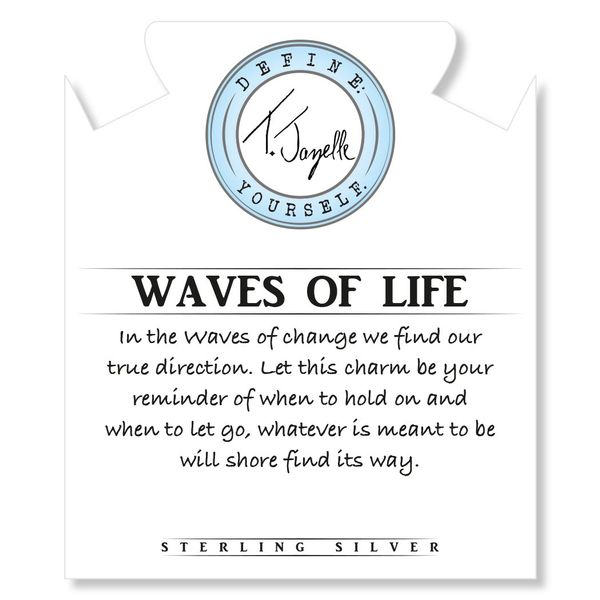 Waves of Life Info Card