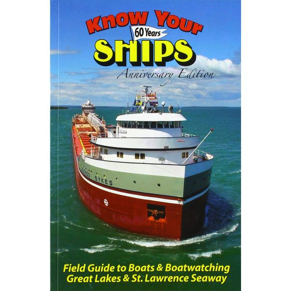 Know Your Ships - 60 Years Anniversary Edition Coughlin Jewelers St. Clair, MI