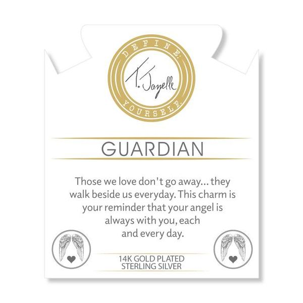 Guardian Angel Gold Info Card