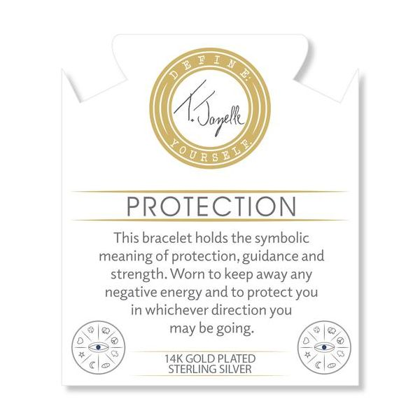 Protection Gold Info Card