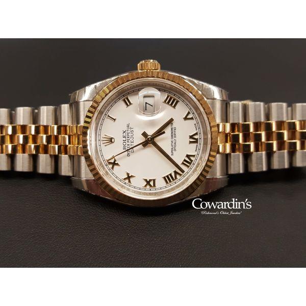 Rolex Oyster Perpetual Datejust 36MM 126233 Cowardin's Jewelers Richmond, VA