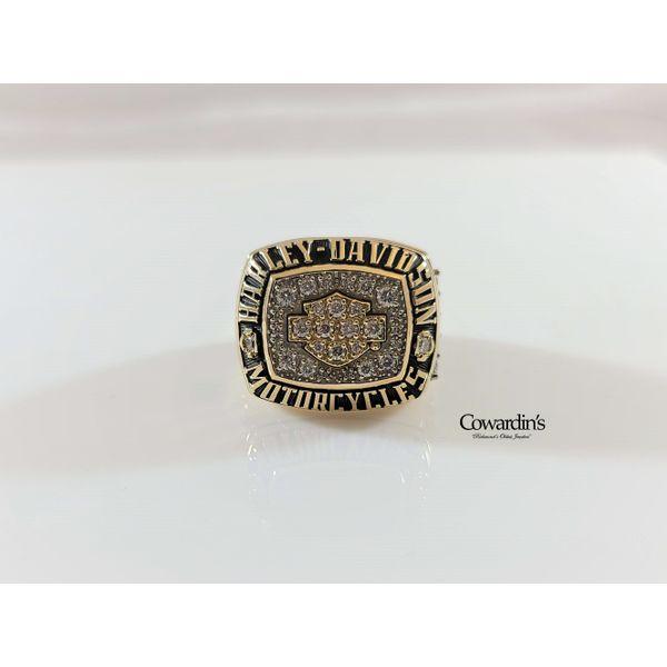 EST-2035 Harley Davidson Ring